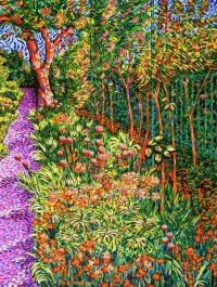 The Path in Monet's Garden