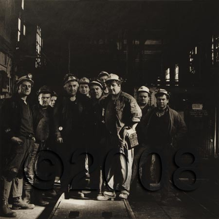 miners photograph